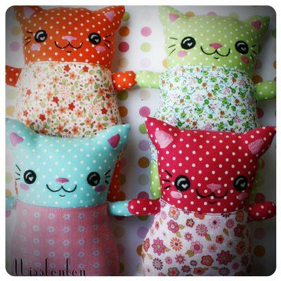 Cute softies.