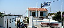 Villages on Agathonissi.