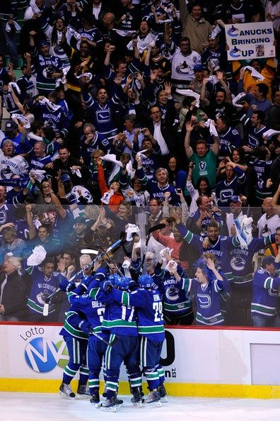 Vancouver Canucks    Attend an NHL hockey game  ...BTW, Keep in touch with hockey on your mobile : http://www.amazon.com/gp/mas/dl/android?asin=B00FVD65JG