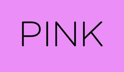 i got pink!