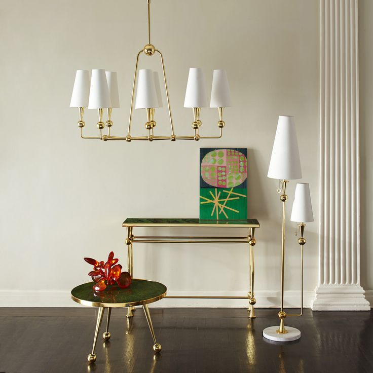 137 best jonathan adler images on pinterest jonathan adler jonathan adler caracas chandelier sinuous and of generous length our caracas chandelier features a signature mix of balls and cones for a nod to kinetic aloadofball Image collections