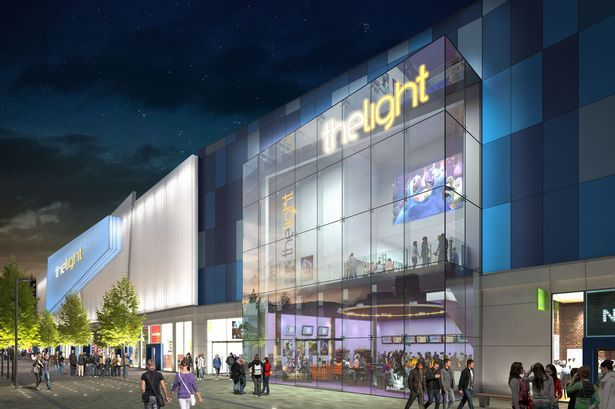 Two major chain restaurants to open in Stockport town centre at Redrock development - Manchester Evening News