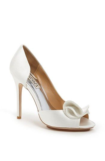 Badgley Mischka 'Tarian' Pump available at #Nordstrom - Something blue?
