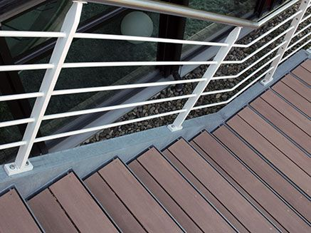 Water Resistant Composite Flooring Low Maintenancetongue And Groove