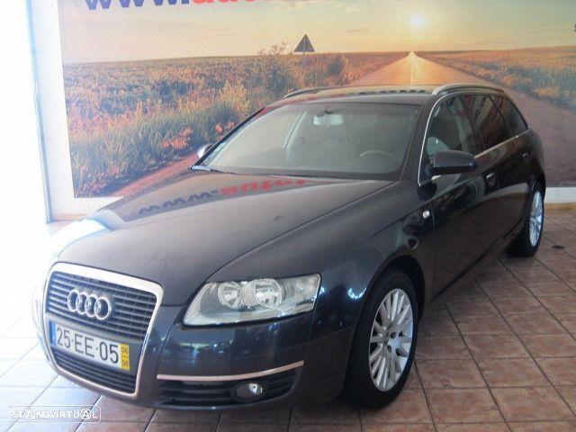 Usados Audi A6 Avant 9 890 Eur 267 816 Km 2006 Standvirtual