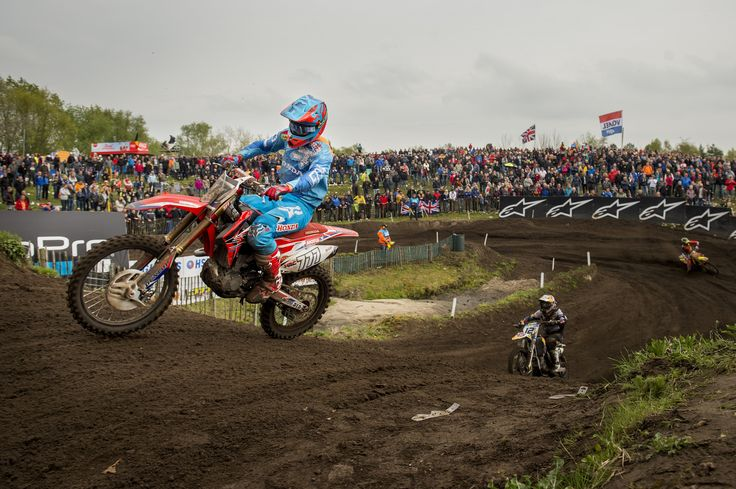 Evgeny Bobryshev in the Netherlands