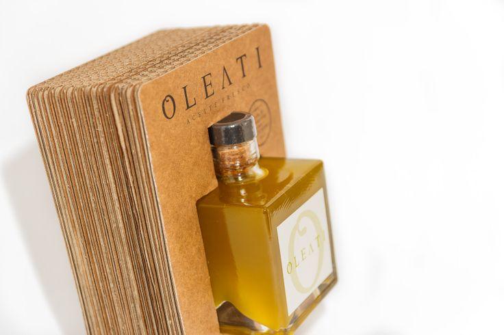 Oleati - diseño de identidad corporativa, packaging y web para marca de aceite de oliva de aceitunas hojiblanca #packaging #diseño #design #oil #aceite