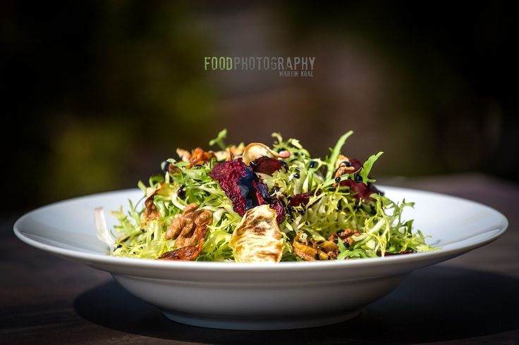 Healthy Frisée salad