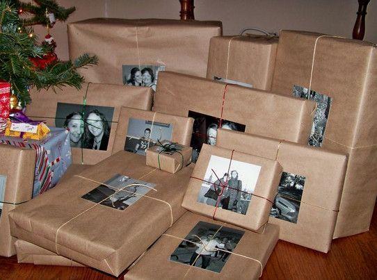 18 formas muy originales de envolver los regalos para que te luzcas esta Navidad…