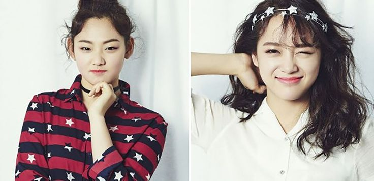 I.O.I Kim Sejeong and Kang Mina will be part of the first group of Jellyfish Entertainment