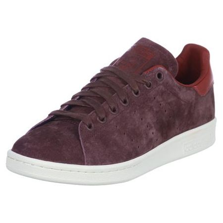 Adidas Stan Smith schoenen bordeaux rood