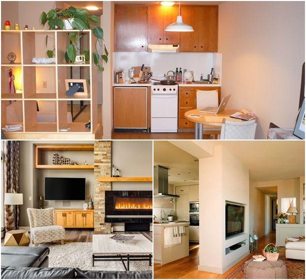 Decoração para apartamentos pequenos:Veja aqui nossas dicas,truques e ideias para decorar o apartamento de uma forma eficiente,charmosa e confortável.