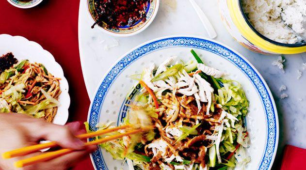 Bang bang chicken recipe