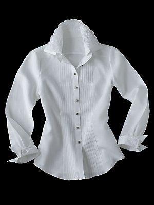 anna shirt - the perfect white shirt