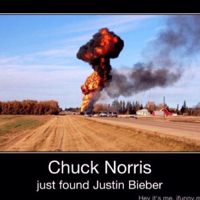 I'm probably to old to be making fun of Justin Bieber but this pretty funny---YOU ARE NEVER TO OLD TO MAKE FUN OF BRATS. :)