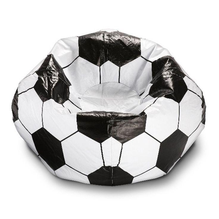Ace Casual Furniture Soccer Ball Bean Bag Chair - 9662701