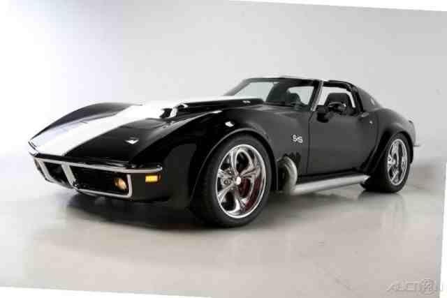 1969 1200HP 565ci Twin Turbo Corvette
