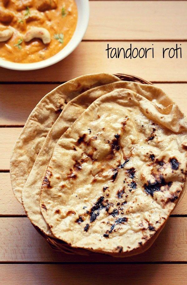 tandoori roti recipe with step by step photos. sharing two methods to make tandoori rotis. stove top method and tawa method to make tandoori rotis at home.