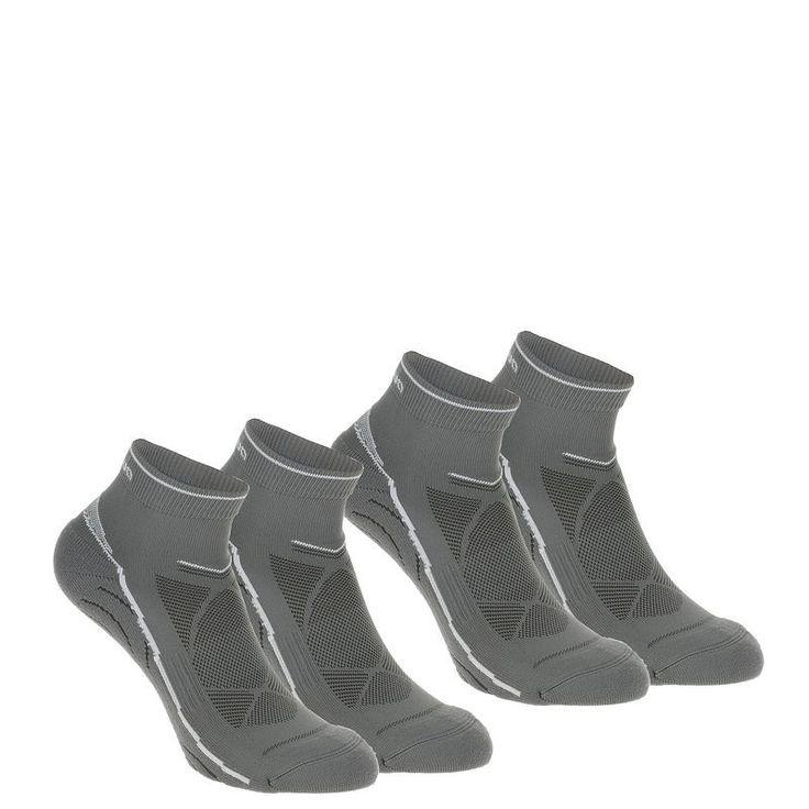 RANDONNEE Accessoires Randonnée - Forclaz 100 Mid adulte gris QUECHUA - Chaussures de randonnée