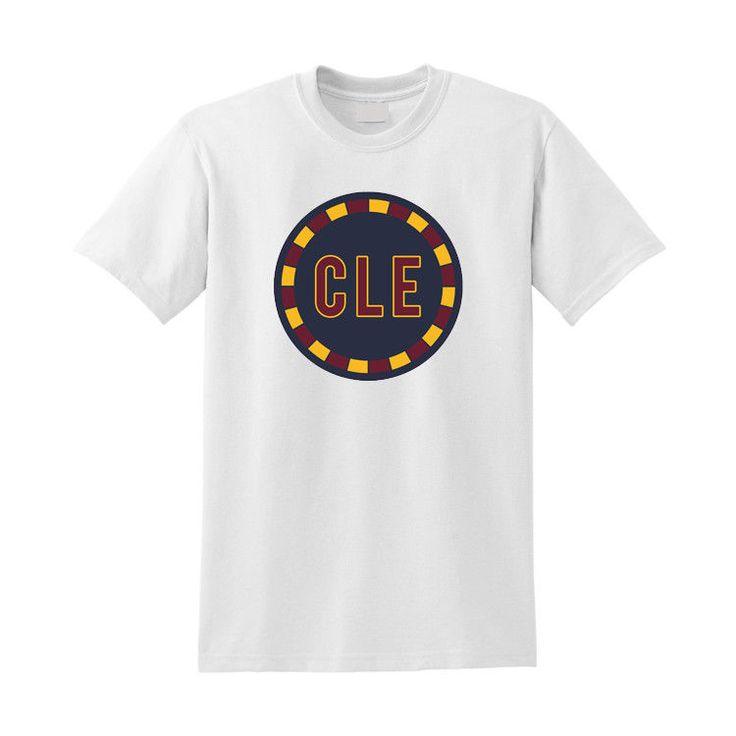 """Cleveland Short Form """"CLE"""" Shirt - Cleveland Ohio Tee - Love of Cleveland Shirt #Cleveland #BasicTee"""