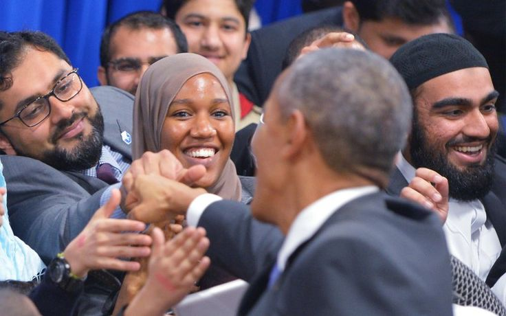 At Baltimore Mosque, Obama Crushes the Muslim Haters - The Daily Beast