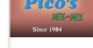 Pico's MexMex | Mexican Restaurant - the best mexican restaurant on Bellaire Blvd in Houston (the original).