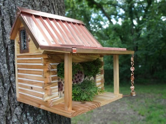 Best Authentic Ozark S Log Cabin Copper Roof Bug Insect Bee 400 x 300