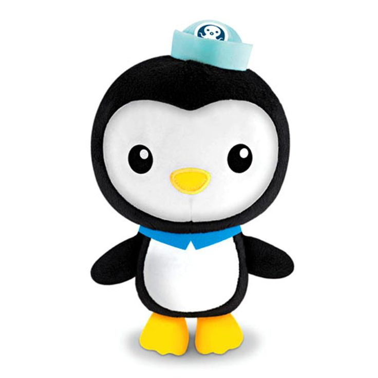 Fisher Price Octonauts 8 Quot Plush Peso Soft Toy Coloring