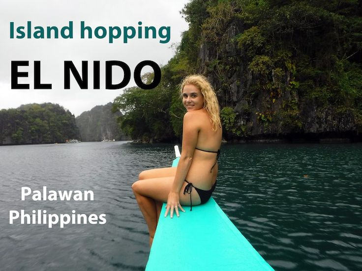 The Best Island Hopping in El Nido, Palawan, The Philippines - on Tour A, B, C & D.
