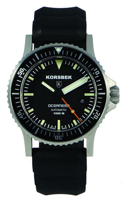 Korsbek Watch Company Oceaneer