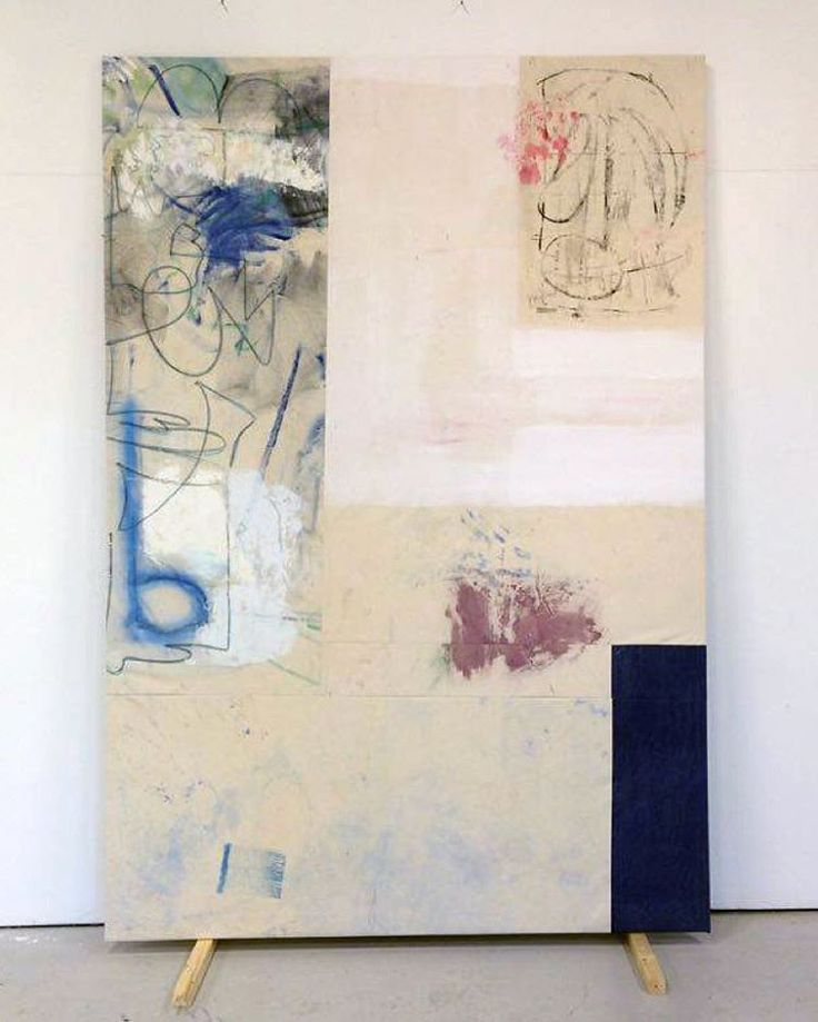 """New work by Kenneth Alme in the studio #oslo #kennethalme #rodbarton @kennethalme"""