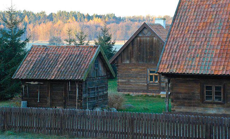 Oberża pod Psem w Kadzidłowie - osada