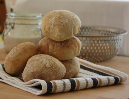 Ciabatta Rol Ekmekler
