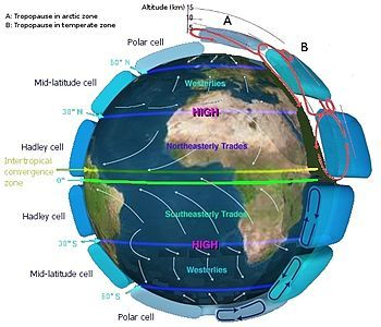 Atmospheric circulation - Wikipedia
