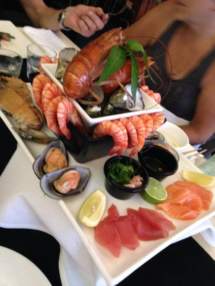 #OntheInlet signature chilled #seafoodplatter