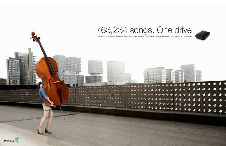 Seagate Technologies: Cello