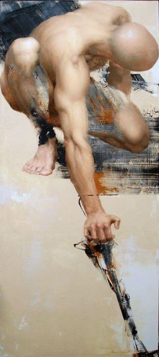 Shane Wolf - The Eidolom Series. 10 paintings celebrating the strength, beauty…
