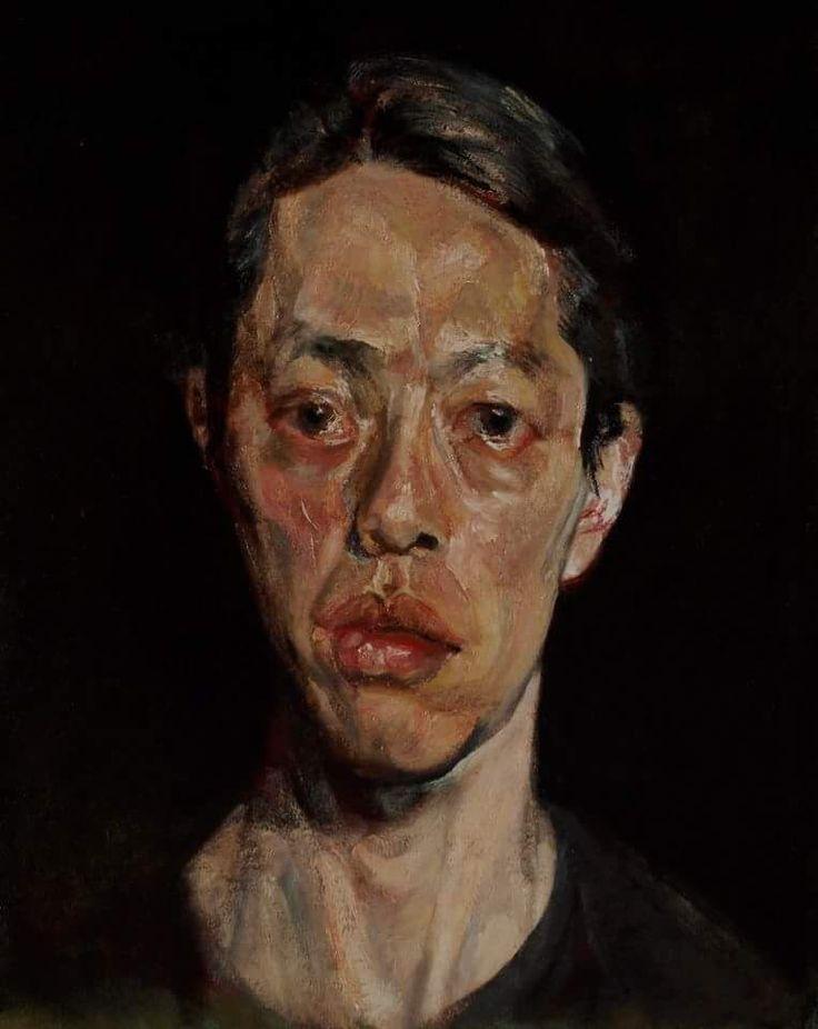 Self portrait, Sasai Kouta