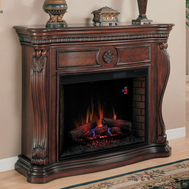 105 best Beautiful Fireplaces images on Pinterest Electric