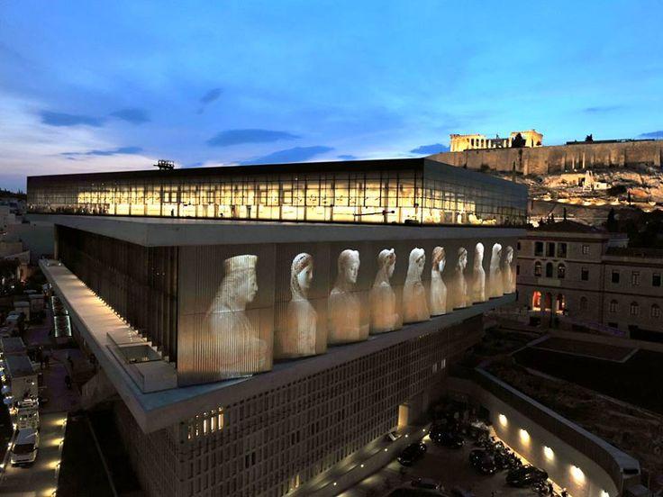New Acropolis Museum.