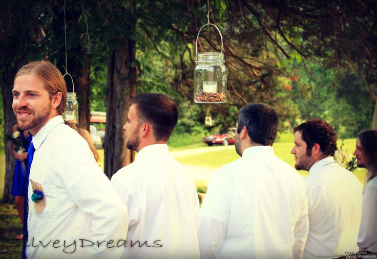 Country wedding!