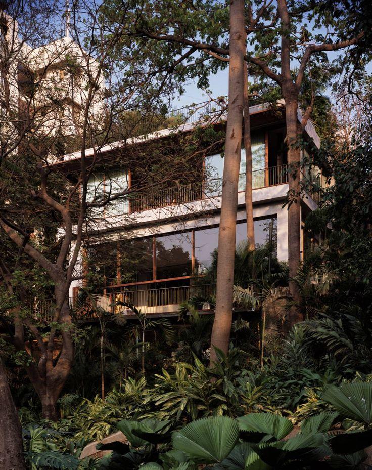 Gallery of House on Pali Hill / Studio Mumbai - 6