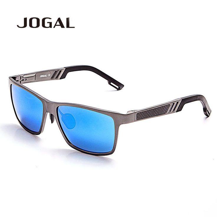 JOGAL UV400 TAC Men Sunglasses Full Frame Carbon Fiber Sunglasses Aluminum Magnesium Glasses HD Polarized Goggles Sunglass  #Affiliate