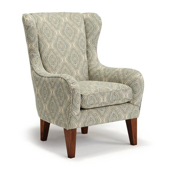 Lorette Wing Back Accent Chair By Best Home Furnishings Coming Soon To Kensington S Website