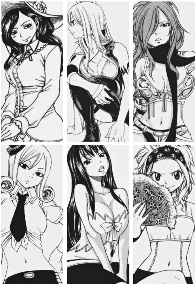 Fairy Tail Edo-Girls!!!!!! >~< ||Fairy Tail Girls|| #Fairy Tail