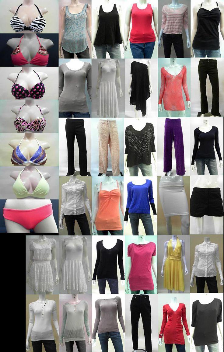 Victoria secret clothes in store