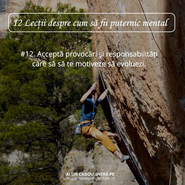 Acceptă provocări care să te motiveze să dai tot ce ai mai bun. Ieși din zona de confort și pregătește-te pentru lucruri mărețe.