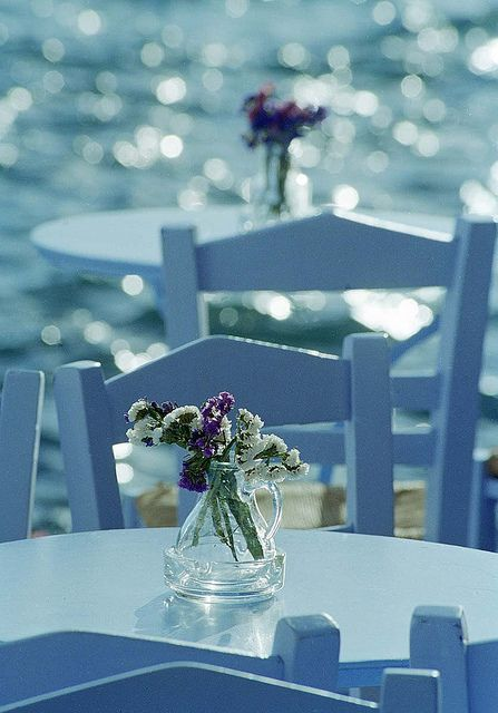 Mykonos, Greece on the Aegean Sea