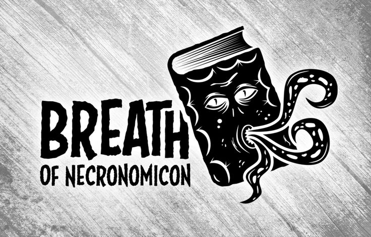 ‎Breath of Necronomicon‬. Cthulhu‬, Lovecraft etc.