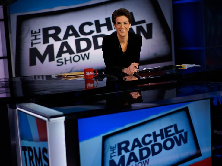 """With just a few hours remaining before her program is slated for broadcast on MSNBC, Rachel Maddow is wondering if jail time is in her immediate future. On Friday nights, her """"The Rachel Maddow Sho..."""